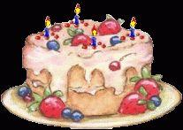 GIFS DE ANIVERSÁRIO Birthday Messages, Birthday Wishes, Birthday Cards, Happy Birthday, Kittens Cutest, Baking Recipes, Birthdays, Holiday Decor, Sweet