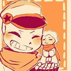 Pallet is so precious with his smol bf Undertale Cute, Undertale Ships, Undertale Comic, Undertale Fanart, Scary, Creepy, Overwatch Comic, Ship Art, Character Drawing