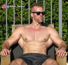 Tall Guys, Athlete, Bodybuilding, Mens Sunglasses, Handsome, Actors, Swimwear, Fashion, Bathing Suits