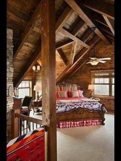 One of my favorite bedrooms!