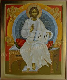 Icon orders   Byzantine Icon Painting