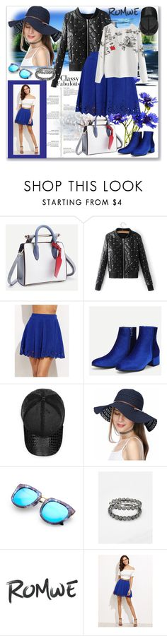 """www.romwe.com-L-1"" by ane-twist ❤ liked on Polyvore featuring romwe and DusterCoats"