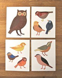 'Birds' by ennaland