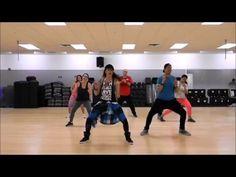 Zumba® with LO - *Perdimos El Control / Flamenco* - YouTube