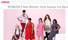 REDBOOK'S Real Women Style Awards Are Back