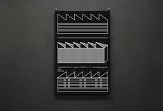 Parc Architectes, par Atelier Müesli – Design graphique