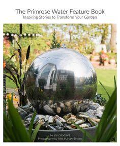 Primrose Water Feature Book
