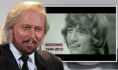 Barry Gibb has paid tribute to his late brother Robin Gibb by putting together a video montage.