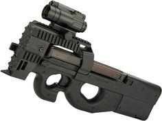 Airsoft Guns, Shop By Rifle Models, FN P90 / E90 - Evike.com Airsoft Superstore