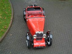 1933 MGJ2 Sports 2 Seater