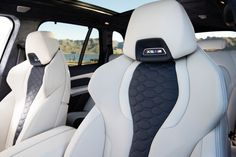 The 2020 BMW M and M compromise on-road comfort for on-track performance, but boy do they perform! Sport Seats, Car Seats, Car Seat Upholstery, Bmw X5 M, Rear Differential, First Drive, Sports Sedan, Driving Test, Cars