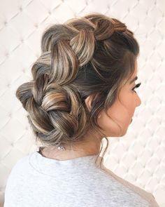 This braid though