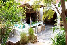 Magical Marrakesh Medina - Where to have lunch in the Medina  Read my blog! www.luxurytraveldiva.com Luxury Travel Diva