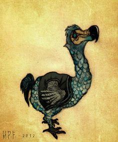 dodo bird for my sleeve