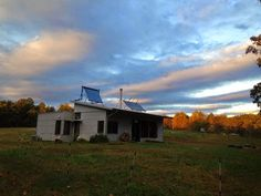 Off Grid Prefab House Reflects On Frugal Good Design And Not.