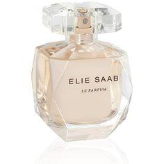 Elie Saab Le parfum (EDP, 30ml - 90ml) (¥13,675) ❤ liked on Polyvore featuring beauty products, fragrance, perfume, beauty, makeup, accessories, parfum, fillers, orange perfume and elie saab fragrance