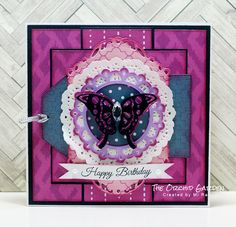 The Orchid Garden Orchids Garden, I Card, Happy Birthday, Create, Happy Aniversary, Happy B Day, Happy Birth Day