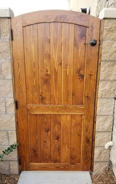 Red Cedar Wood, Western Red Cedar, Cedar Gate, Wood Fence Gates, Doors, Google Search, Red Cedar Lumber, Gate