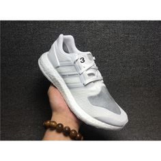 info for a6a26 e3fb5 Billiga adidas Y-3 Pure Boost Triple White BY8955 Herr Löparskor