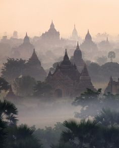 Bagan, Before Dawn V