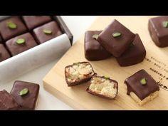 チョコがけクッキーの作り方&ラッピング*バレンタインレシピ Chocolate Cookies HidaMari Cooking - YouTube