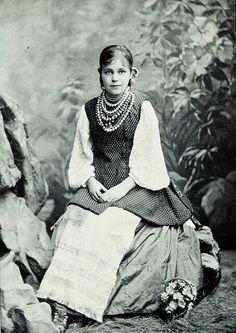 Людмила Старицька-Черняхівська, 1882