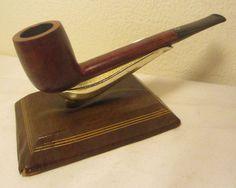 Vintage Amphora X-Tra Lumberman Style Briar Estate Tobacco Smoking Pipe Holland