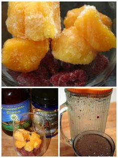 vitamineral greens breakfast smoothie