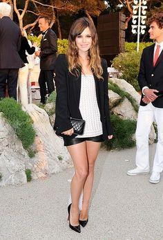 Rachel Bilson Style Lookbook | StyleCaster