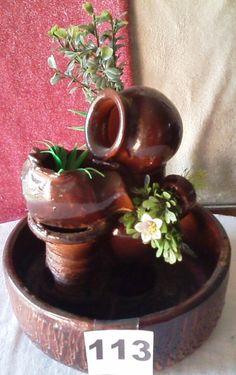 fonte de água ornamental bojinho