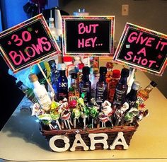 30 Birthday Present Ideas . 20 Best 30 Birthday Present Ideas . 30 Creative Birthday Gift Ideas for Him that He Will 30th Party, 30th Birthday Parties, Birthday Fun, 30th Birthday For Him, Birthday Basket, Surprise 30th Birthday, Birthday Crafts, 30th Birthday Decorations, Office Decorations