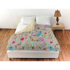 cover yourself in creativity with our ultra soft microfiber bird duvet covers hand sewn and crafted these lightweight duvet covers vu2026