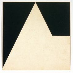 Lygia Clark, Planes on Modulated Surface, 1957