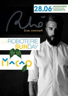 LIVE ! RHO' ttps://soundcloud.com/rhomusic