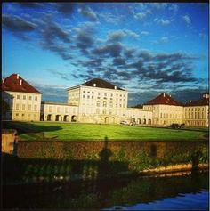 """""""Liebeserklärung an Schloss #Nymphenburg"""" - ein Blogpost und zwei #Blogparaden. Zugleich gibt es hier wunderbare Instagram-Bilder von Nymphenburg. Post vom 20. Februar 2015"""