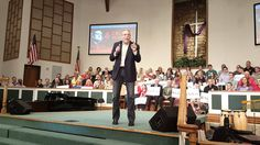 Dr. Brown Opens Up a Ted Cruz Rally in North Carolina