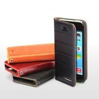 Real Genuine Leather Case for iPhone 5c S-VarietyStore