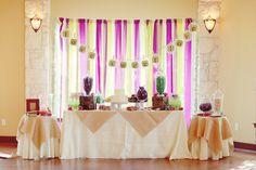 Vintage Romantic Purple & Green Wedding - The Wedding Chicks