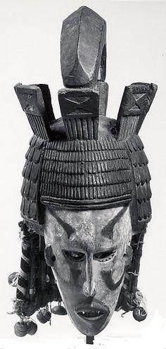 Helmet Mask | Igbo peoples | The Met