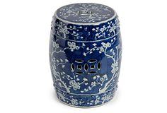 Blossom Garden Stool, perfect for indoor AND out!