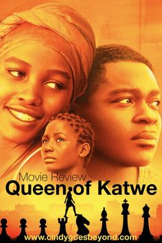 This film, based on a true story, tells of a young Ugandan girl whose life is changed by the game of chess. Queen of Katwe inspired me. Film Base, Chess, True Stories, Inspire Me, Movie Tv, Queen, Game, Movie Posters, Gingham