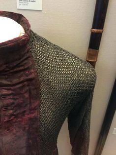 Zirh (camicia di maglia), Turchia XVI sec. Ottoman mail shirt, 16th century. Museo Nazionale del Bargello (Firenze).