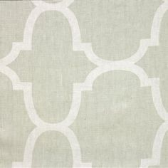 Windsor Smith Home Fabric - Riad in Seafoam