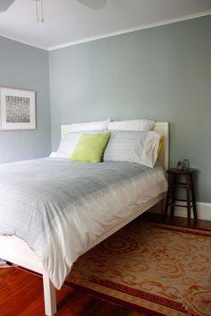 Paint jamestown blue benjamin moore paint colors color time pinterest benjamin moore - Jamestown blue paint color ...