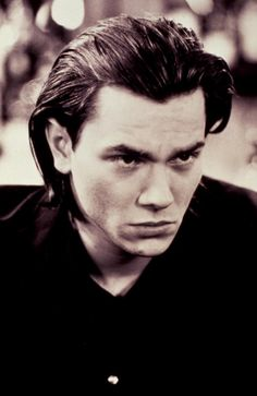 THE THING CALLED LOVE, River Phoenix, 1993 | Essential Film Stars, River Phoenix http://gay-themed-films.com/river-phoenix/