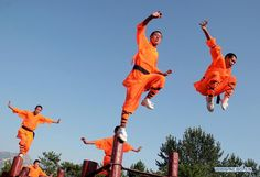 Shaolin Wushu Festival held in central China (6) - People's Daily Online