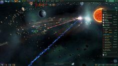 Stellaris — Space battle