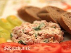 Šunková nátierka Chutney, Russian Recipes, Finger Foods, Kids Meals, Potato Salad, Mashed Potatoes, Recipies, Good Food, Lunch Box