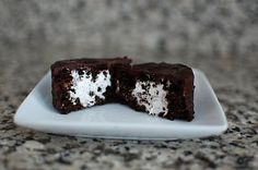 Homemade Ring Dings...or Ding Dongs if you are not from the east coast...