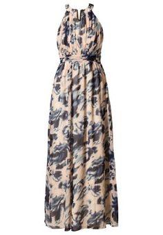 Maxikleid - blue Beige Maxi Dresses, Mistress, Trendy Style, Altar, How To Wear, Cocktail, Blue, Meet, Shopping